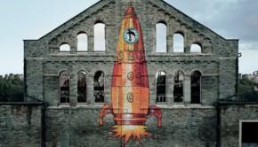 street-art-bristol-so-design-consultant-birmingham-ambient-marketing-orange-UK-painting-paint-1-600x413-11