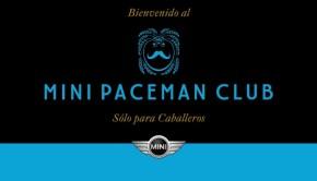 MINI Paceman Club - Poster