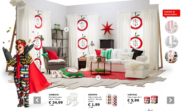 Decoracion Ikea Navidad ~ La criatura creativa  Blog de publicidad, creatividad, dise?o y
