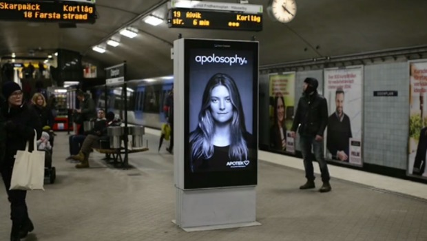 Una estrategia outdoor que despeina la publicidad