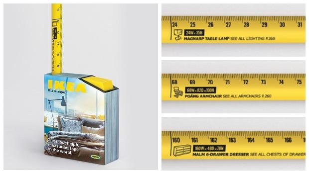 Una idea brillante cinta m trica con los productos de - Todos los productos de ikea ...