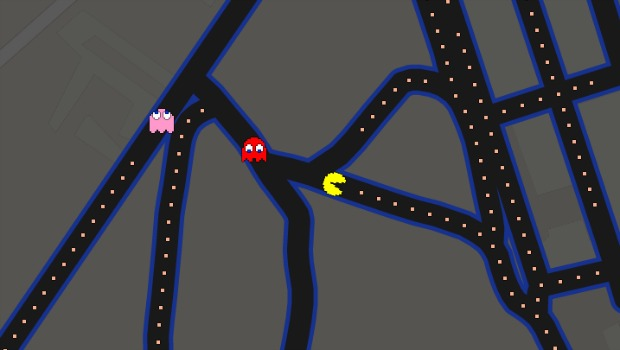 google-maps-pacman0