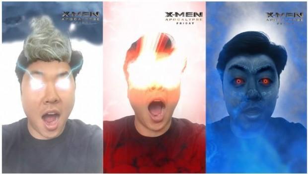 x_men_snapchat_filters