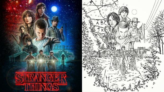 kyle-lambert-stranger-things-poster2