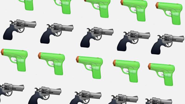 emoji-pistol