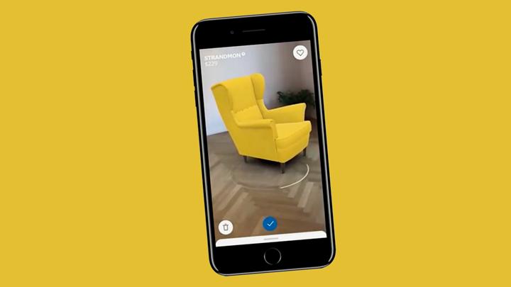 ikea lanza una app de realidad aumentada para ver c mo quedar an los muebles en tu casa la. Black Bedroom Furniture Sets. Home Design Ideas